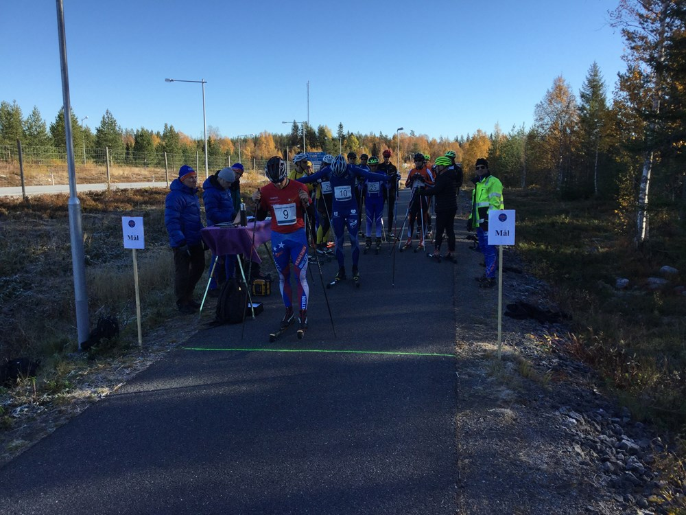 Start Team Esplanad loppet 2018