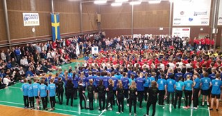 Invigning SV cupen 2018